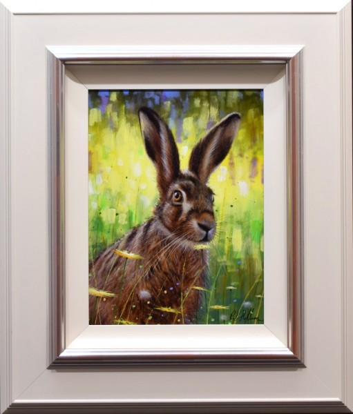 Rob Hefferan_Original_Acrylics_Hare_