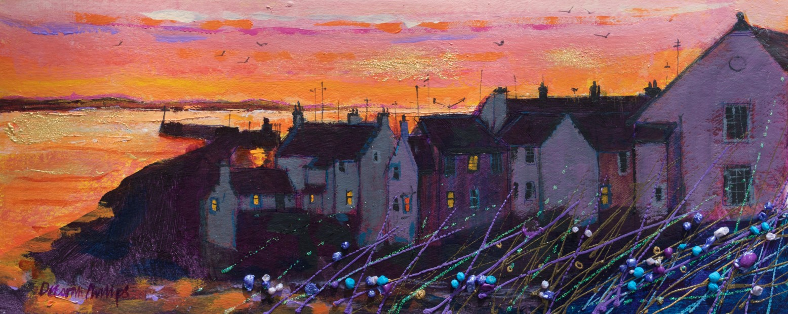 Pittenweem Sunset
