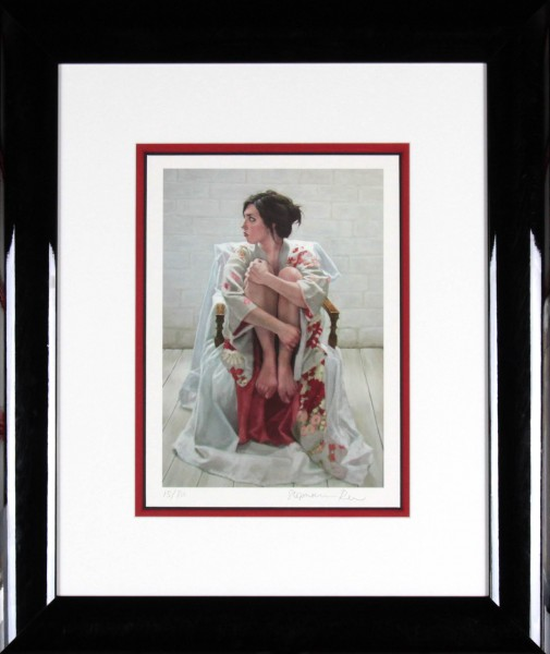 Stephanie Rew_Signed Limited Edition Print_ The White Room_Image 12x8_Framed 24 (2)
