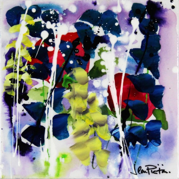 Jean Picton_Original on Canvas_Hidden Love_image 12x12