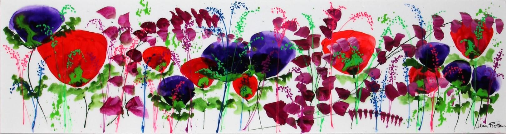 Jean Picton_Original on Canvas_Miles Away_16x60