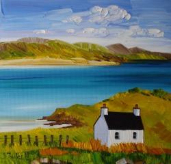 Cottage Luskentyre Harris