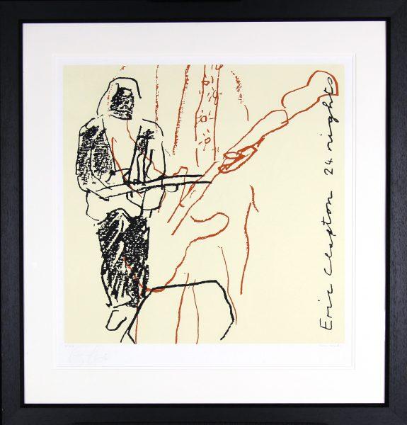 Eric Clapton Fmd 32  x 33