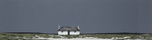 Ron Lawson_Original_Watercolour and Gouache_North Uist Coast