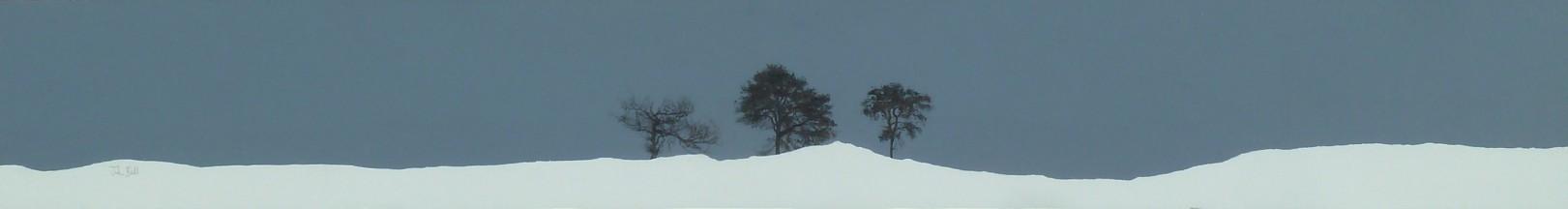 Three trees, Sidlaws