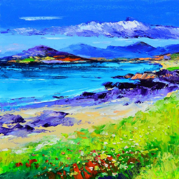 2.Summer, Horgabost Beach,   Harris