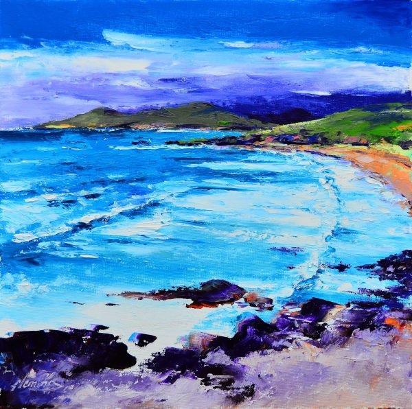 4.Long Wide Surf, Horgabost,   Harris