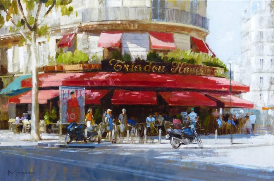 17.Jack Morrocco_Original_ Oil on Canvas_TriadouParis0046 20x30