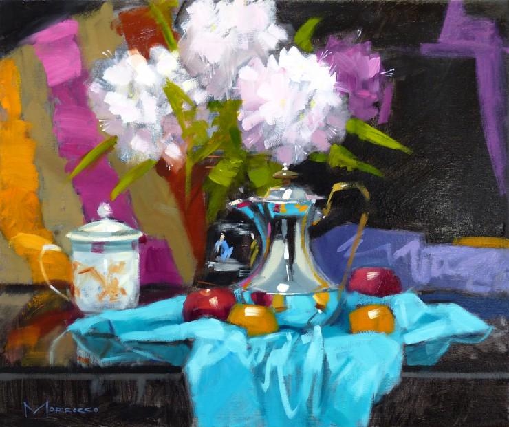 22.Jack Morrocco_Original_ Oil on Canvas_Rhodos0038  20x24