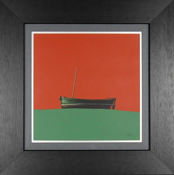 Guardswell Boat, Sidlaws FRAMED