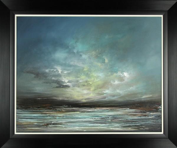 Philip Raskin_Original Acrylic_Dancing Light_24x30_31x37 (2)
