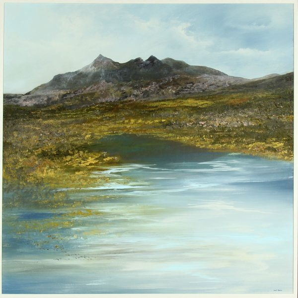Philip Raskin_Original Acrylic_Skye High_40x 40_41x41 (2)